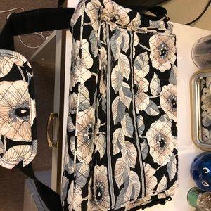 Vera Bradley Laptop Carrier Bag Floral